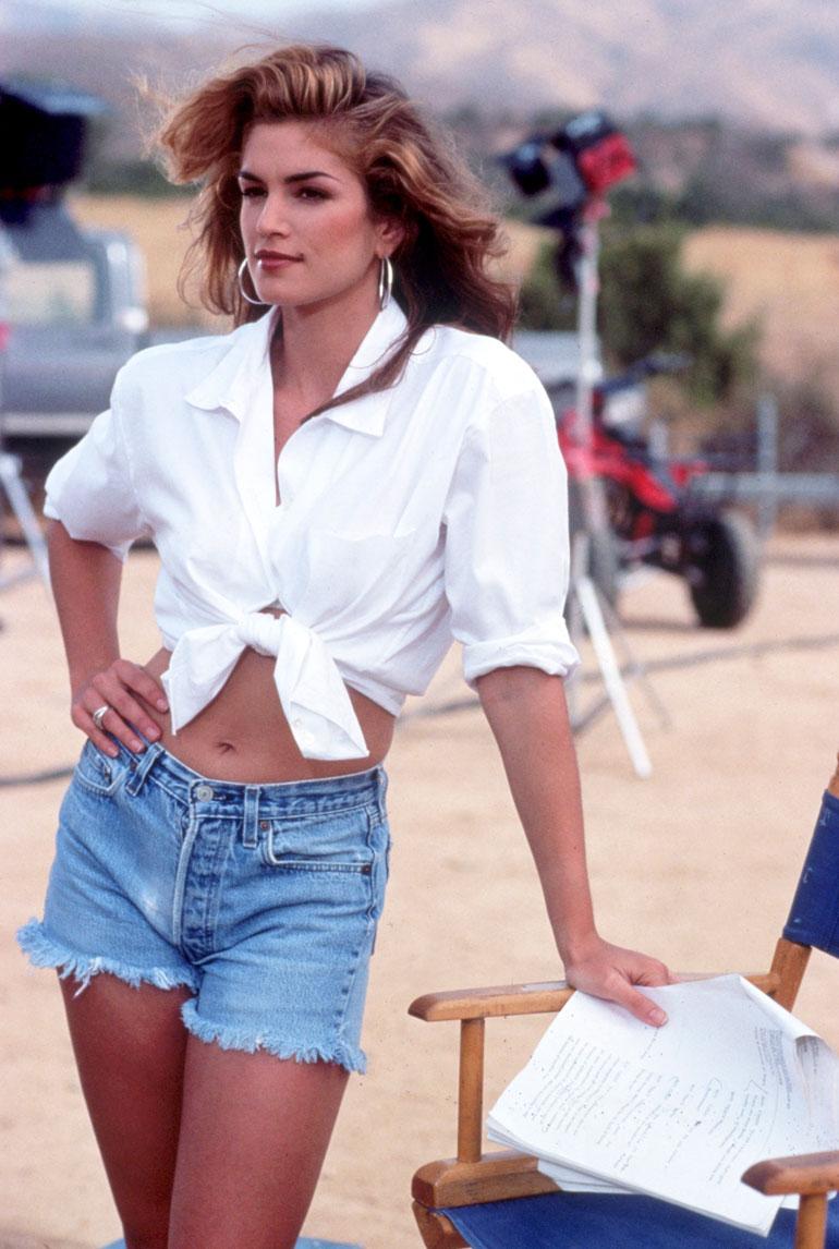 Cindy ennen vuonna 1992