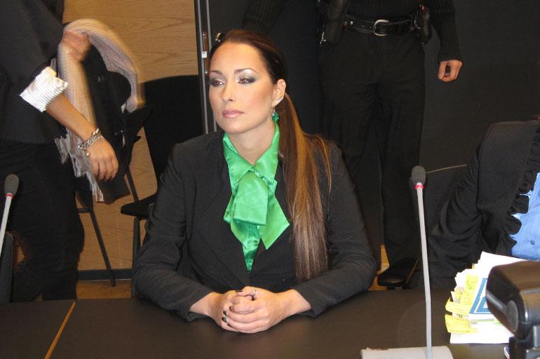 AMB oikeudessa Martinan kanssa