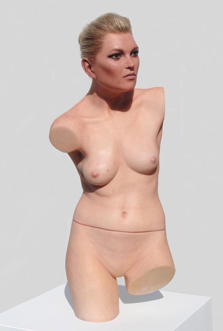 Kate Moss patsas