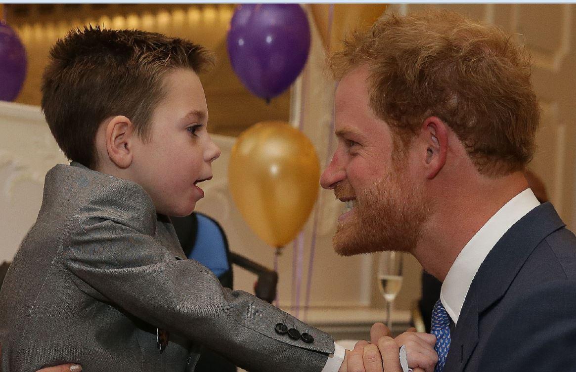 Harry tapasi Ollien ensi kerran viime vuoden syksynä.