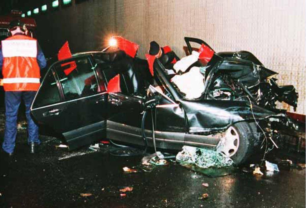 Dianan kolariauto 31.8.1997.