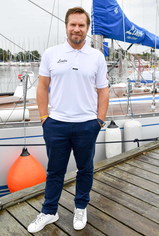 Kimmo Timonen osallistui Atlantin yli -purjehdukselle.