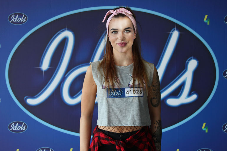 Idols Julia Rautio