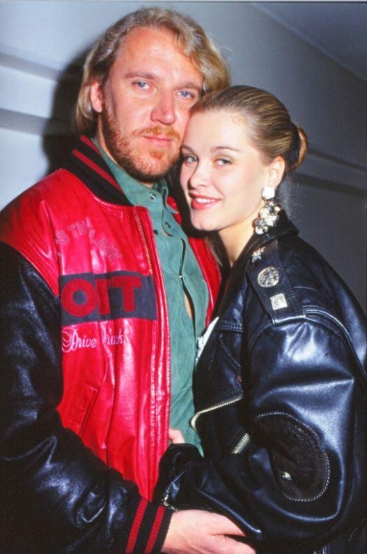 Tarja Smura ja Renny seurustelivat pari kuukautta.