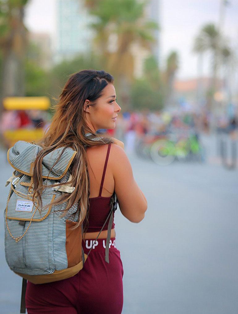 Elina Tervo asuu nykyään Barcelonassa.