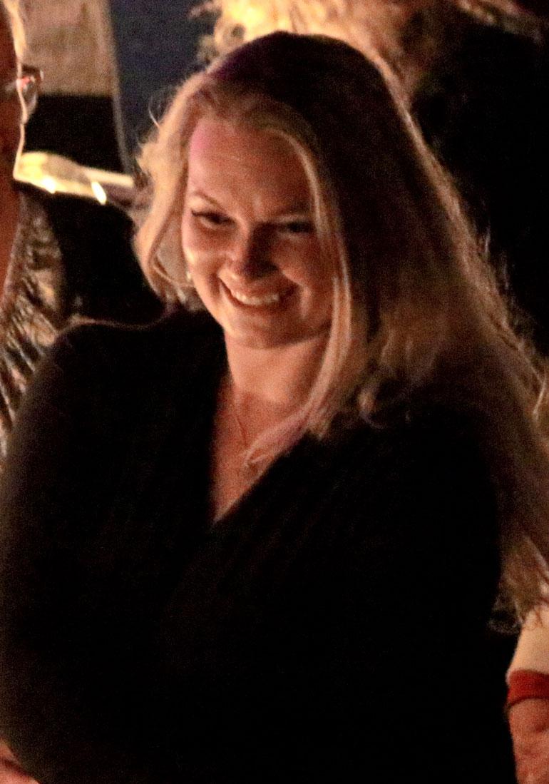 Clara Blomqvist jatkoi isänsä tanssikoulua.