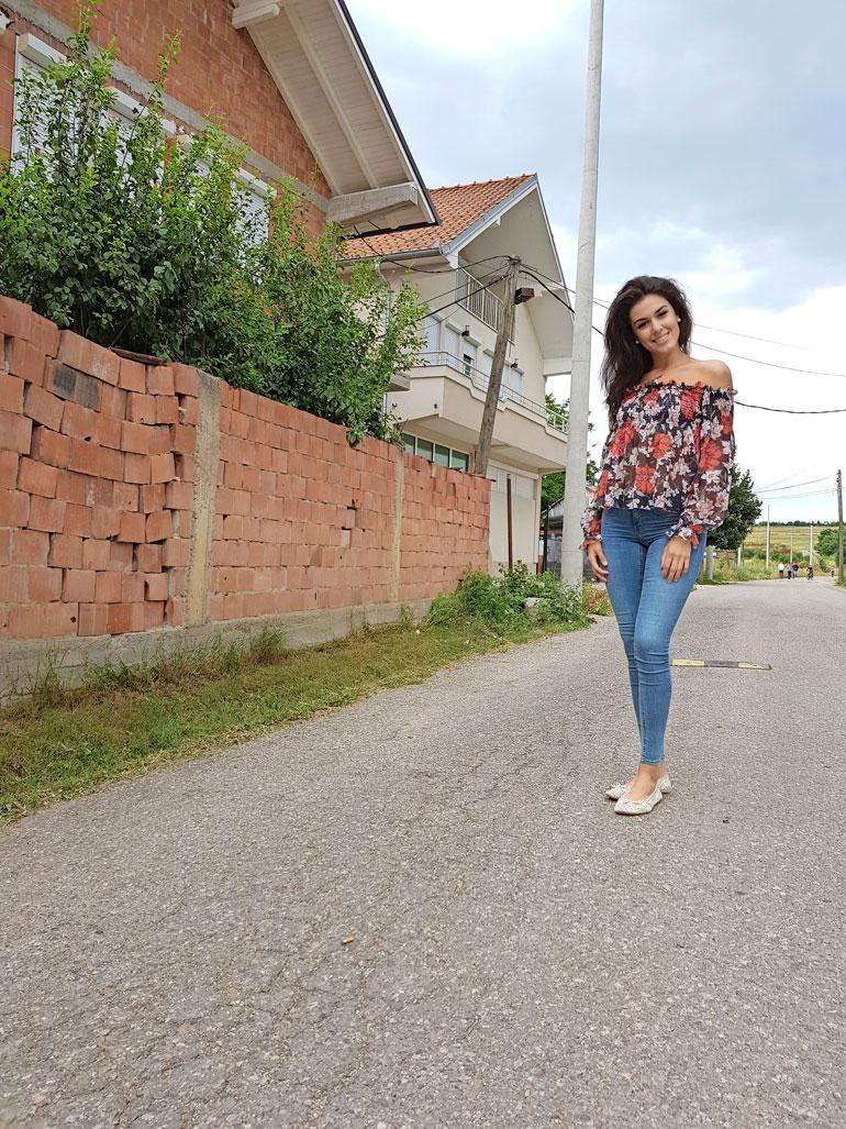 Adriana Kosovossa.