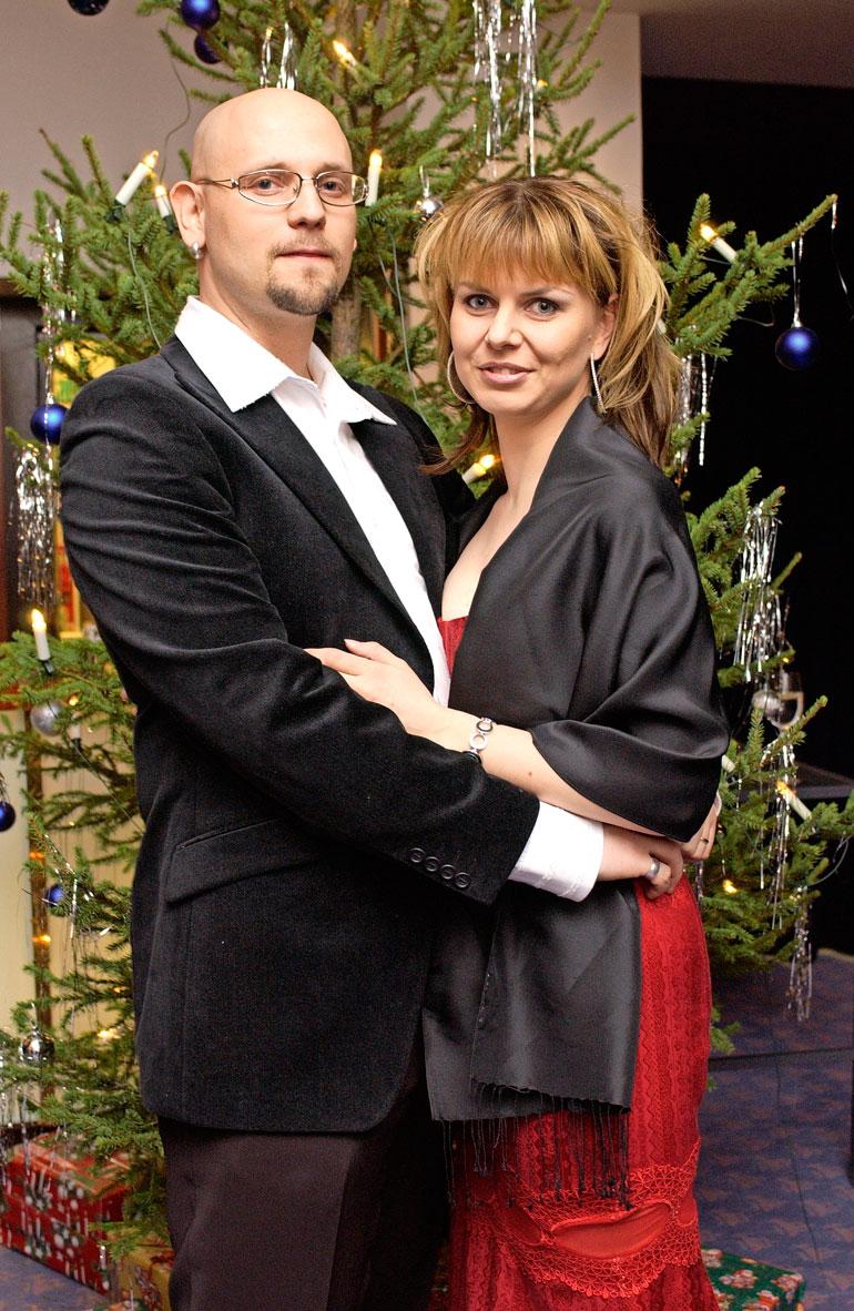 Mika Toivanen ja Susanna Heikki.