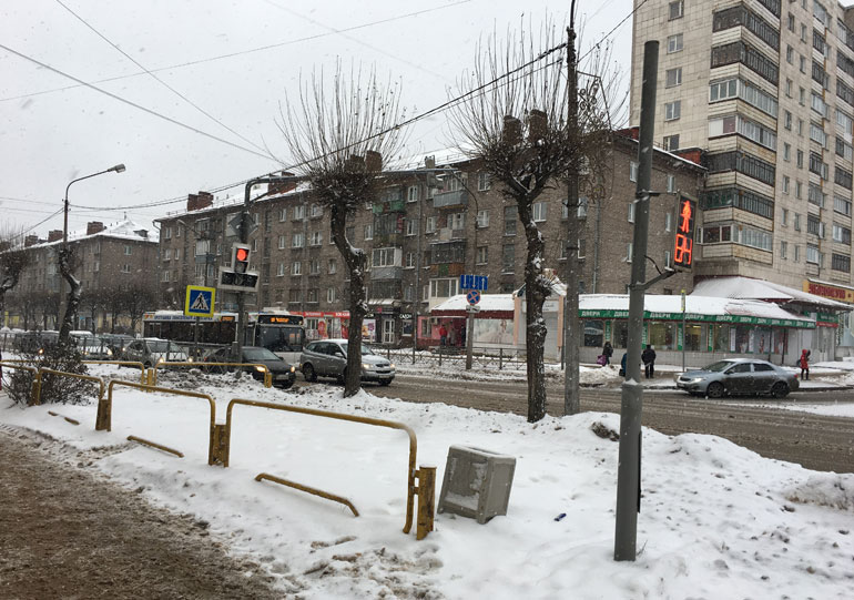 Tsherepovetsin teollisuuskaupunki ei välttämättä keiku unelmien lomakohdelistojen kärkipäässä.
