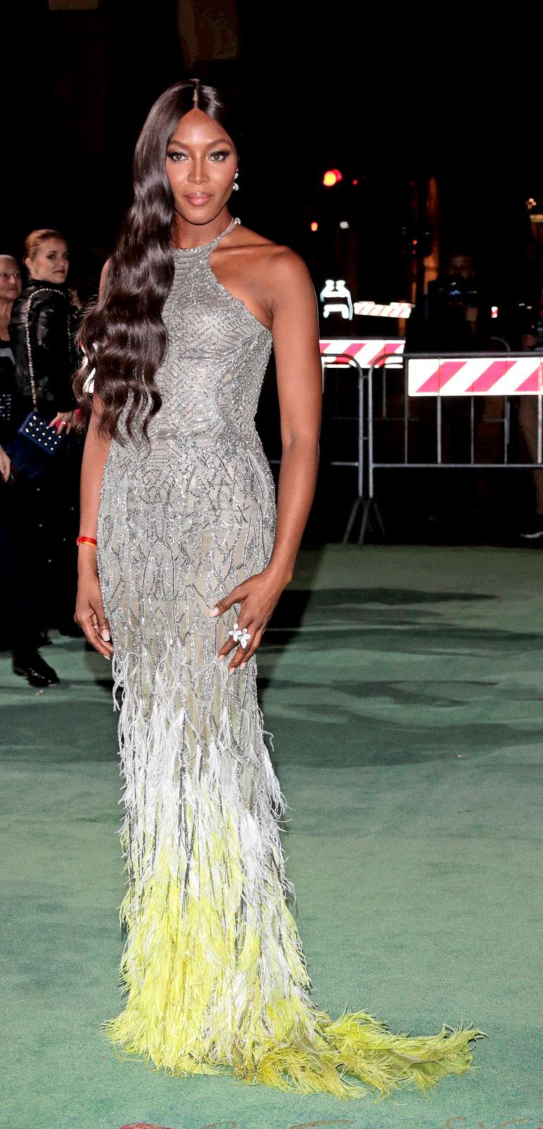 Naomi Campbell nyt.