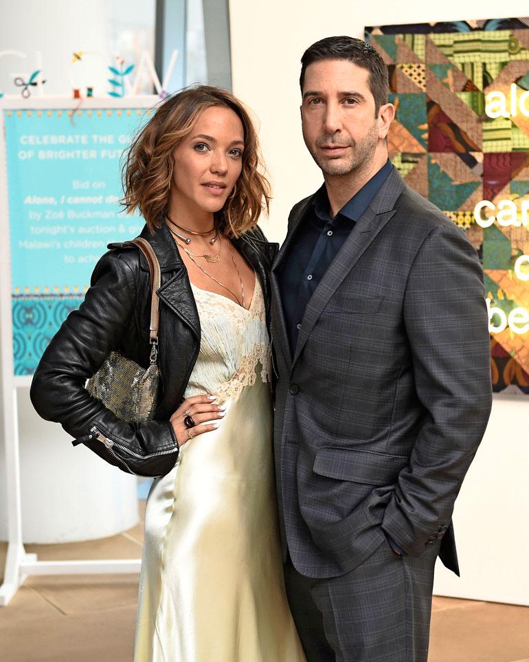 Zoe ja David