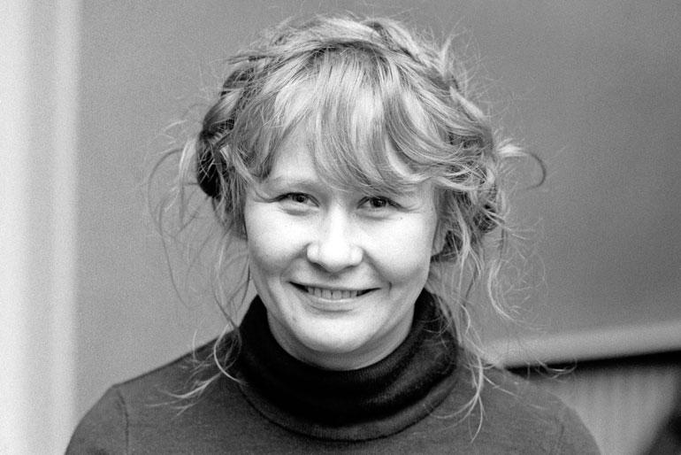 Eeva Litmanen vuonna 1974.