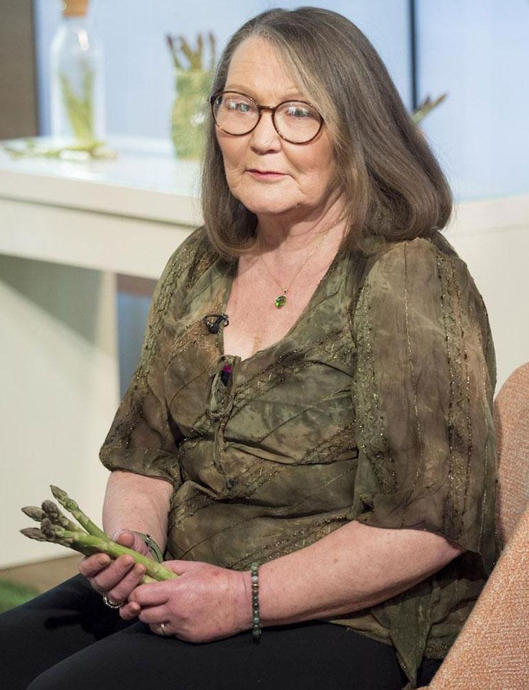 Jemima Packington ennustaa parsoista.