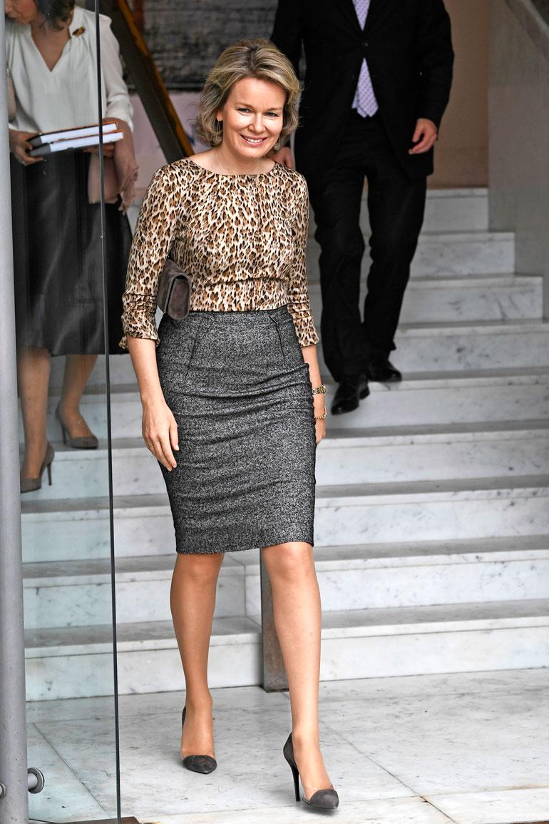 Belgian kuningatar Mathilde