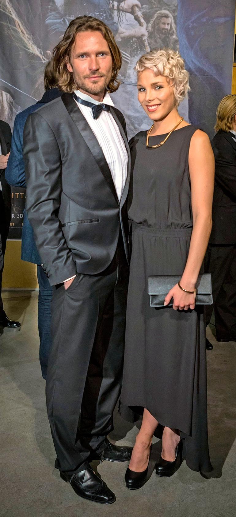 Kain suhde tanssija Laura Allosen kanssa päättyi eroon syksyllä 2017.