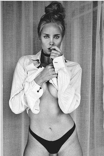 Missi Sabina Särkkä on luottanut jo vuosia Nadin kuvaustaitoihin. – Sabina on pohjimmiltaan todella hulvaton tyyppi, kuvaaja kehuu.