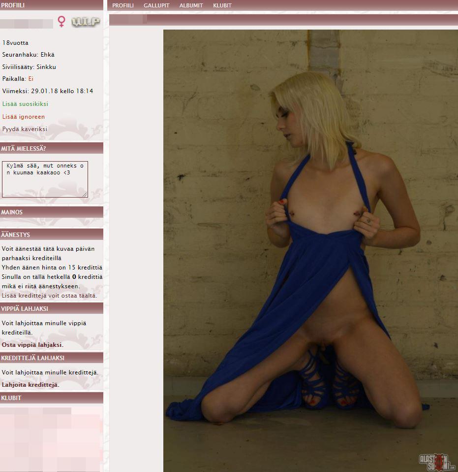 Melissa alastonsuomi