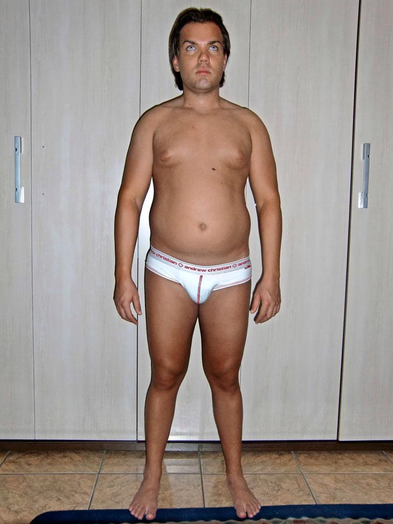 Tältä Rodrigo näytti parikymppisenä. – Minua kiusattiin, koska olin lyhyt ja pyöreä enkä lainkaan miehekäs.