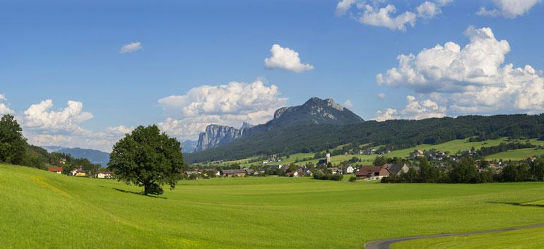 Mari Laukkanen asuu Itävallassa.