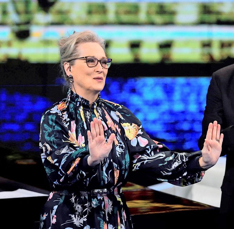 Meryl Streepiltä ei tipu empatiaa entiselle työkaverilleen.