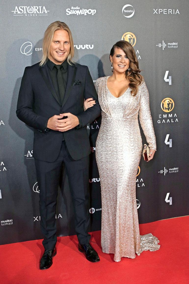 Samin ja Mirkka-rakkaan suhde päättyi eroon toukokuussa 2017.
