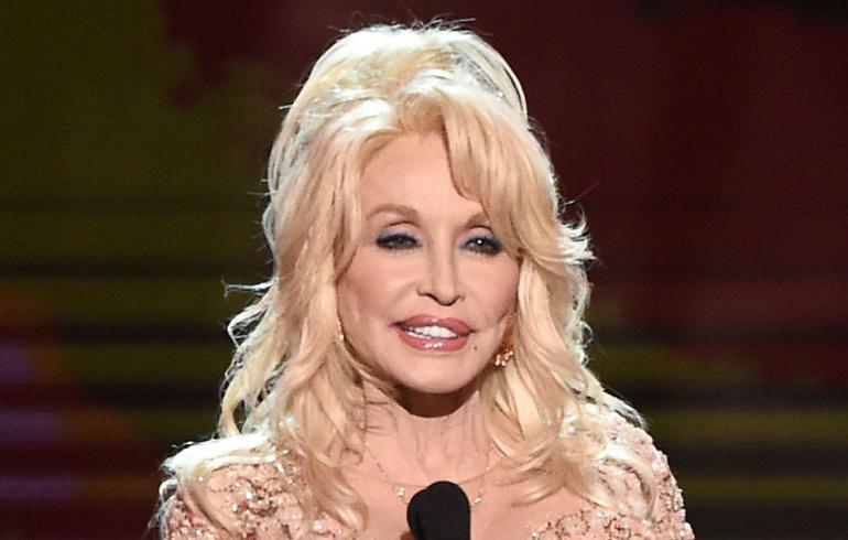 Laulaja Dolly Parton