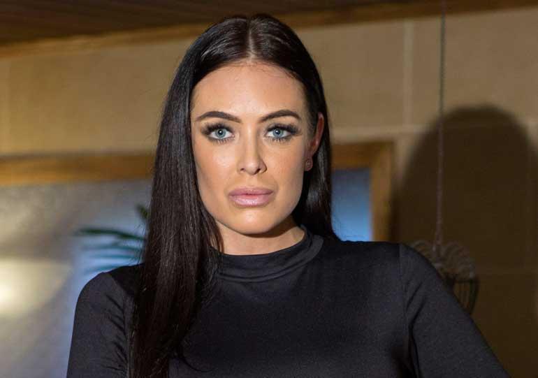 Jessica Ruokolan miesystävä sai tuomion pahoinpitelystä.
