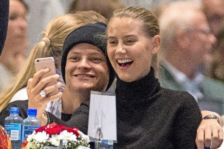Marius ja Linn Helene asuivat yhdessä yli vuoden.