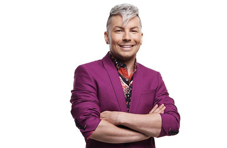 Antti Tuiskun Idols-promokuva