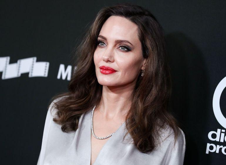 Angelina Jolie on monen naisen esikuva.