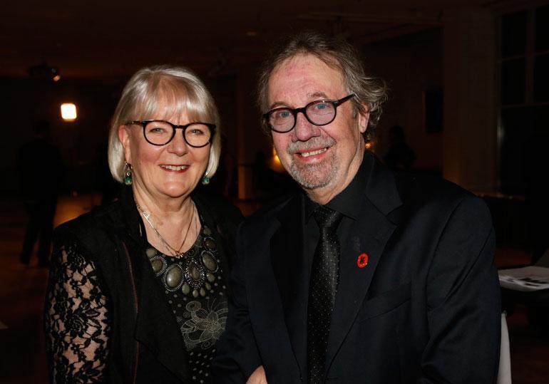 Kari Salmelainen ja Sirpa Teräs