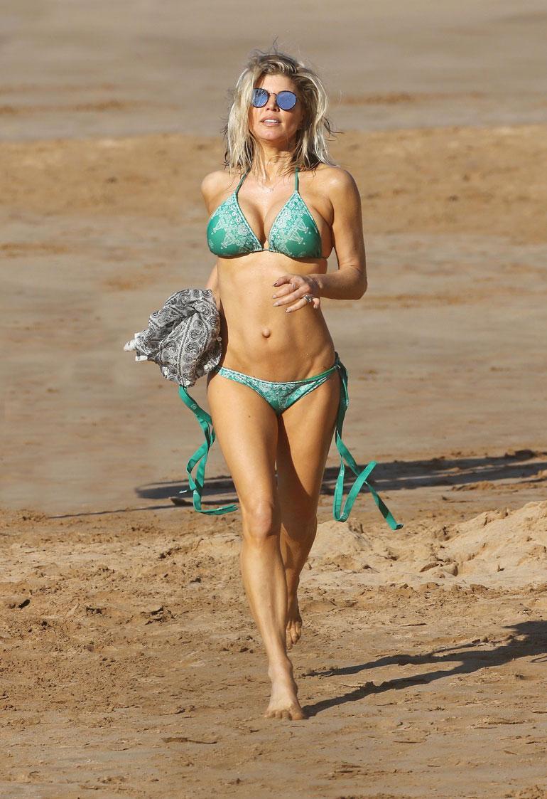Fergie Havaijilla