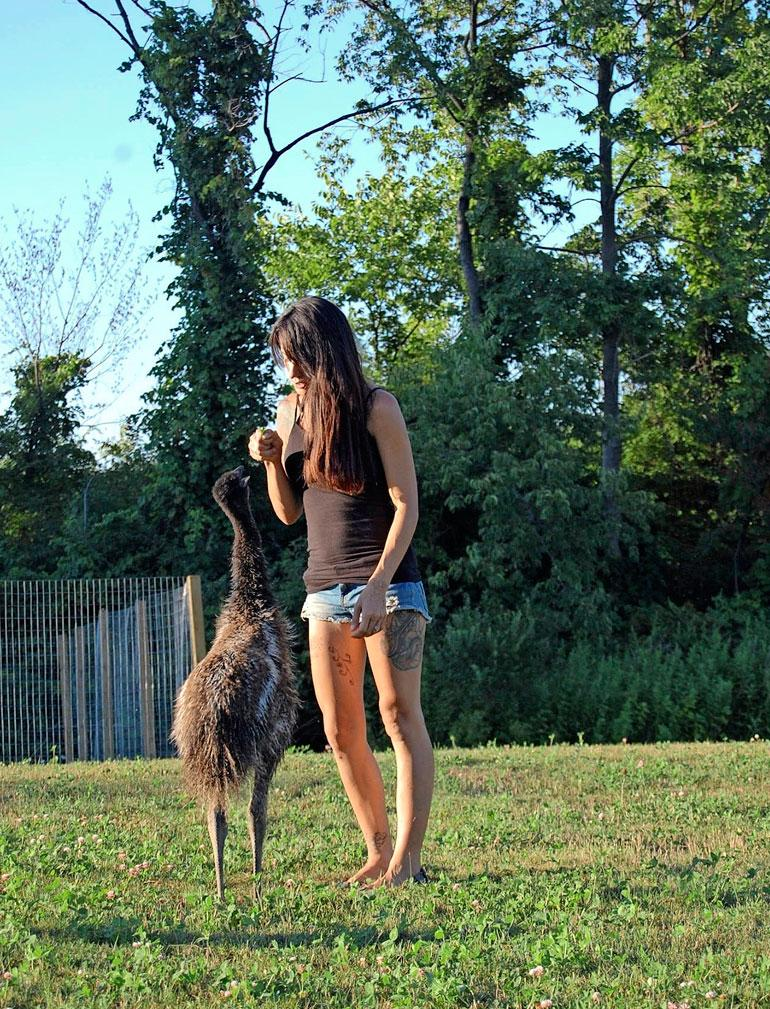 Alicia Speranza ja emut