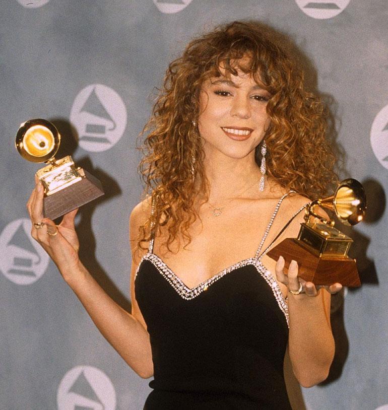 mariah carey 1991