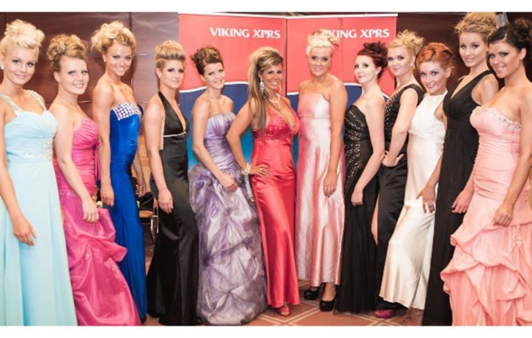 Vau, superkuumat Best Model of Finland -finalistit bikineissä - katso!