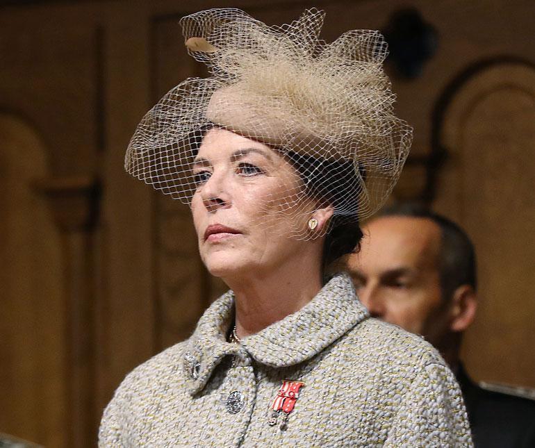 Monacon hoviin kuuluva Hannoverin prinsessa Caroline saavuttaa 60 vuoden iän tässä kuussa.