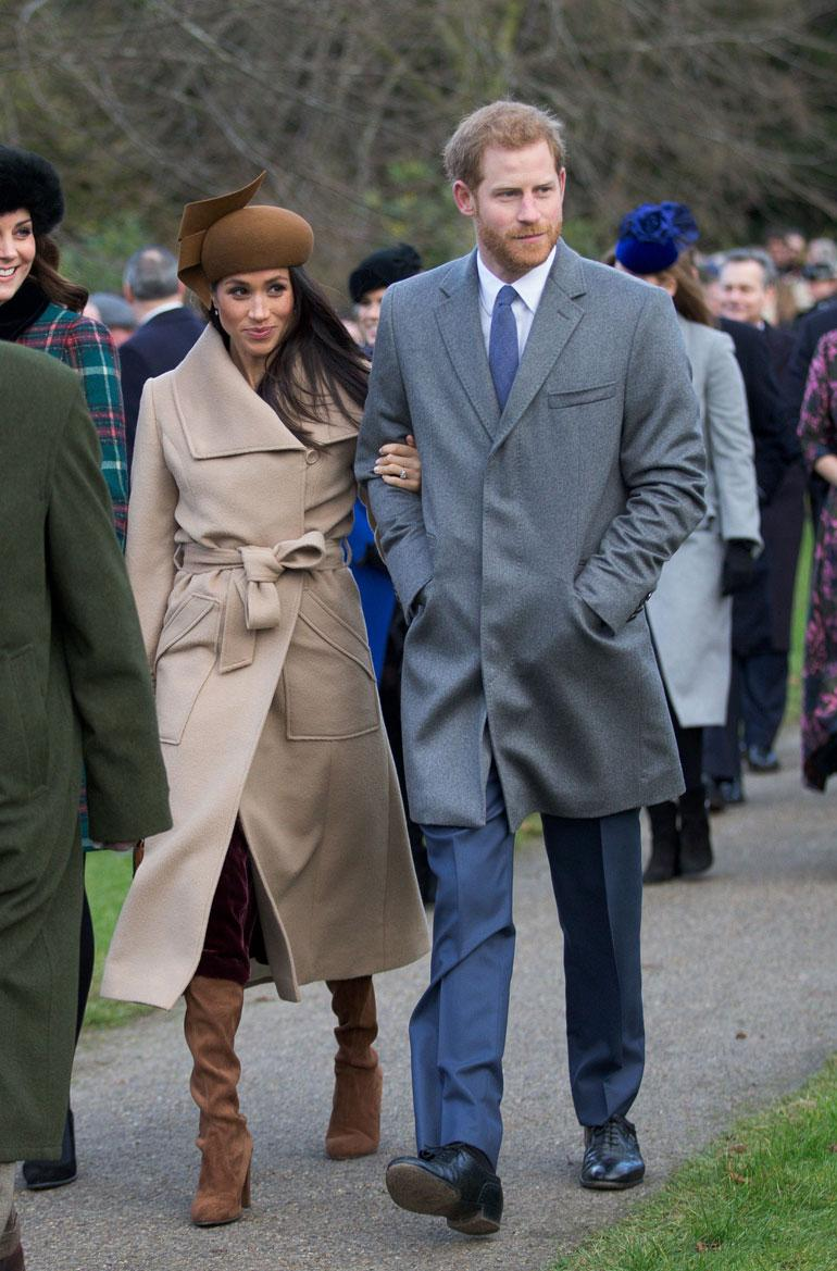 Kuten kuninkaallisen kuuluukin, hän on oppinut käyttämään tyykkäästi myös hattuja, jotka monesti piristävät kummasti muuten vähän arkisempaakin lookia.