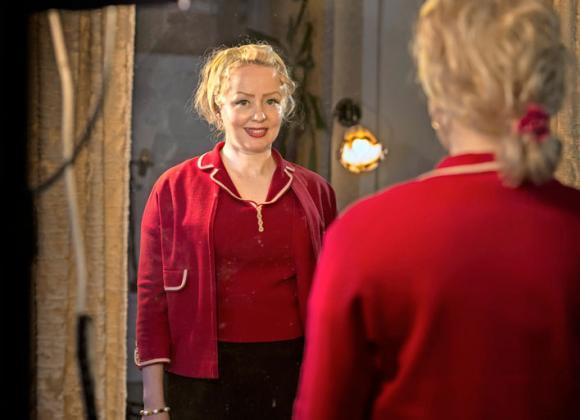 Jeena Rancken tähdittää tv:n uutuussarjaa.