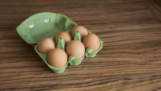 Perinteisille kananmunille on nyt vegaaniystävällinen vaihtoehto