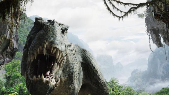 Tyrannousaurus rex käytti nenäänsä esileikkiin.