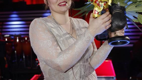 Saija Saarnisto on tuore TVOF-voittaja.