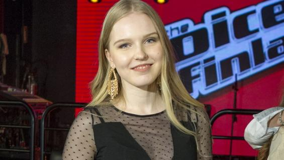 Tiina Nyyssönen kamppailee TVOF-voitosta.