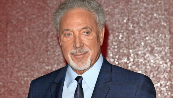 Laulaja Sir Tom Jones
