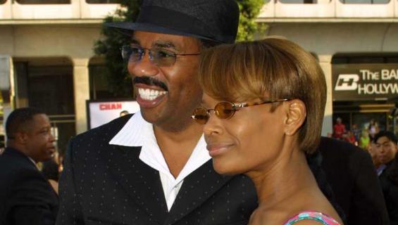 Steve ja Mary Harvey erosivat vuonna 2005.