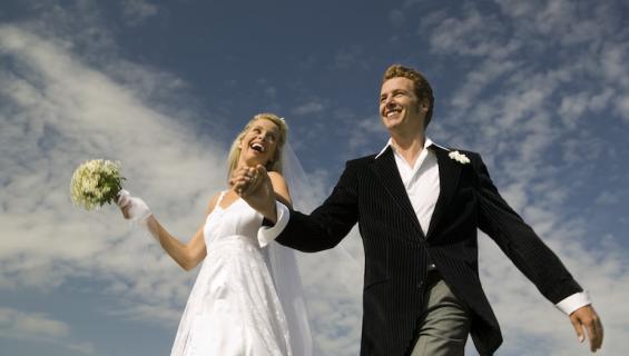 Avioliitto on syöpää harvinaisempi.
