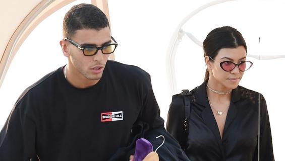 Younes Bendjima ja Kourtney Kardashian