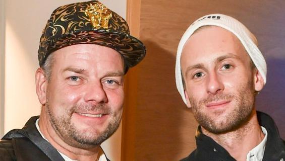 Jari SIllanpää ja Siim palasivat yhteen.