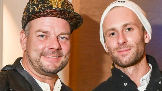 Jari Sillanpää ja Siim nähtiin konserttiyleisössä.
