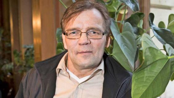 Jouko Salomäki on epäiltynä rikoksesta.