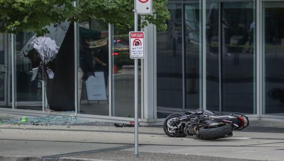 Onnettomuus Deadpool 2 -elokuvan kuvauksissa
